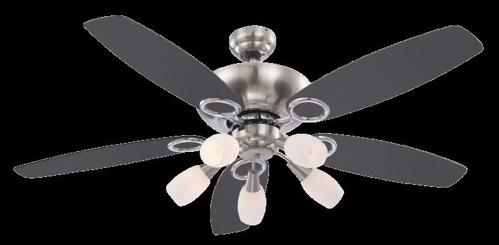 Ventilatoren sorgen auf einfache und...