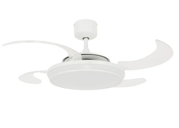 Deckenventilator Fanaway Evo 1 LED weiß